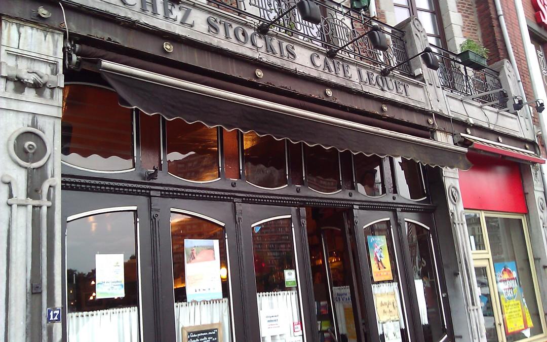Café Lequet – Chez Stockis (Liège)