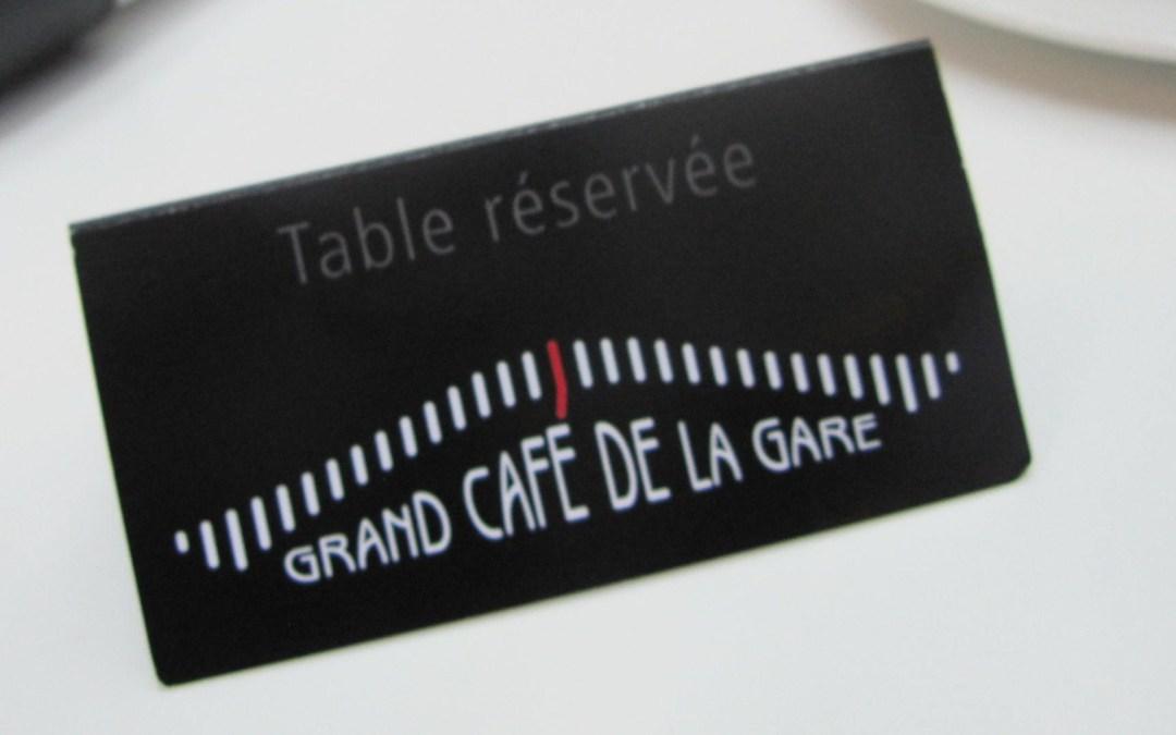 Le Grand Café de la gare (Liège)